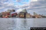 National Aquarium and Hard Rock Cafe