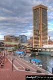 Downtown Baltimore & the Inner Harbor