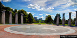 Bicentennial Mall State Park & the Tennessee State Capitol