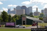 Nashville Farmers Market & Skyline