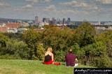 Nashville skyline as seen from Love Hill