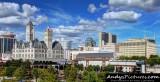 Union Station & Nashville skyline