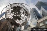Trump Globe & Time Warner Towers