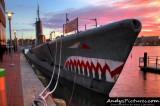 US Submarine Torsk