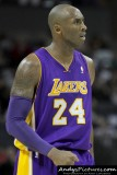 Los Angeles Lakers shooting guard Kobe Bryant