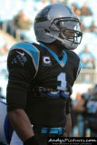 Carolina Panthers QB Cam Newton