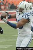Indianapolis Colts WR LaVon Brazill