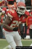 Kansas City Chiefs RB Jamaal Charles