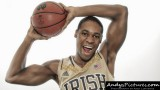 Notre Dame Fighting Irish guard Demetrius Jackson