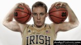 Notre Dame Fighting Irish guard/forward Pat Connaughton