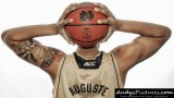 Notre Dame Fighting Irish forward Zach Auguste