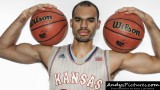 Kansas Jayhawks forward Perry Ellis