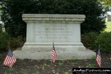 13th US President: James Buchanan - Woodward Hill Cemetery; Lancaster, PA