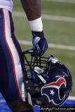 Houston Texans football helmet