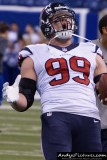 Houston Texans DE JJ Watt