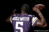 Minnesota Vikings QB Teddy Bridgewater