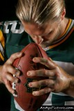 Green Bay Packers LB Clay Matthews