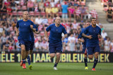Robben, Stam and Bouma