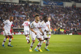 Nigel de Jong, Stephan El Shaarawy and Sulley Muntari