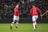 Goal by Santiago Arias
