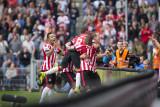 Goal by Luuk de Jong