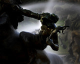 July 2013 - Fountains - Horseman - Dennis Hedberg