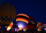 Midwest Balloon Fest - August 2013