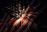 July 2014 - Night Photography - Celebrating Our Freedom - Terry Morris