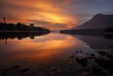 December 2015 - Favorites - Sunrise At Waterton - Dennis Hedberg