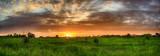 June 2016 - Sunrise/Sunset - Sunset Over The Meadow - Terri Morris