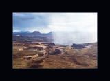 Canyonlands Rain