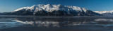 Pointillist Perspective:  Turnagain Arm