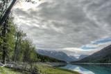 Eklutna Lake Spring