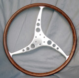 Morgan M3W Ghost Steering Wheel