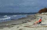 Heather on Sullivan's Island