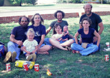 Ken, Kathy, Cathy, Becky, Allen, Jaclyn, Sandy, Ray