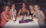 Linda, Wendy, Ruth, Sandy, Kathy