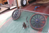Model T Wheels with Iron Tire