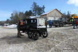 Model T Coupe Snowmobile
