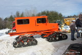 Newly Restored Tucker Sno-Cat