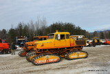Sno-Cat running after axle repair
