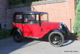 1933 Austin Seven Deluxe Saloon