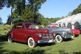 1942 Ford DeLuxe Convertible & 1947 Ford DeLuxe Convertible
