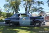 1951 Ford Deluxe Tudor Sedan Massachusetts State Police Livery
