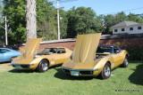 1969 Corvette Stingrays Coupe & Convertible