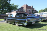 1958 Continental Mark III Convertible