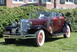 1931 Chrysler CG Imperial Dual Cowl Phaeton by LeBaron