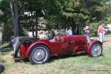 1930 Aston Martin International Open Tourer