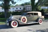 1933 Packard Tenth Seres V12 Convertible Sedan
