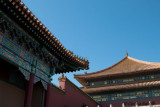 Forbidden City Temple Corner